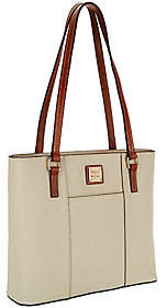 Dooney & Bourke As Is Pebble Leather Small Lexington Shopper - ONE COLOR - STYLE