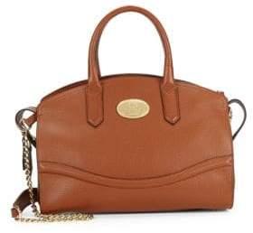 Roberto Cavalli Leather Satchel