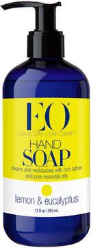 EO Lemon & Eucalyptus Liquid Hand Soap by 12oz Liquid Soap)