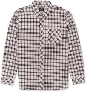 Rip Curl Men's Winston Yarn-Dyed Plaid Shirt