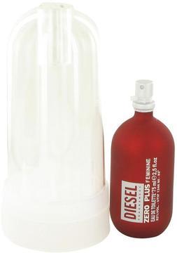 DIESEL ZERO PLUS by Diesel Eau De Toilette Spray for Women (2.5 oz)
