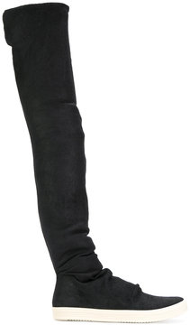 Rick Owens Stocking Sneak boots