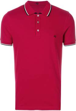 Fay classic fitted polo top