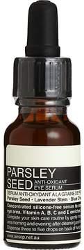 Aesop Women's Parsley Seed Anti-Oxidant Eye Serum