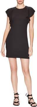 Susana Monaco Women's Lana Gathered Cap Mini Dress