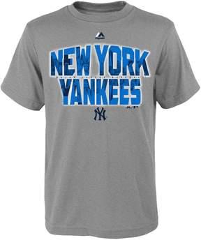 Majestic Boys 8-20 New York Yankees Big City Tee
