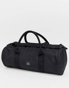 Asos Barrel Bag in Black