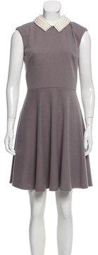 Betsey Johnson Embellished Mini Dress