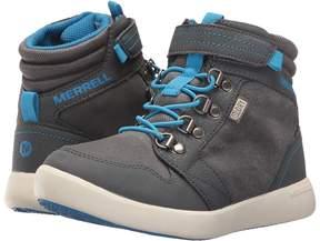 Merrell Freewheel Mid Waterproof Boys Shoes