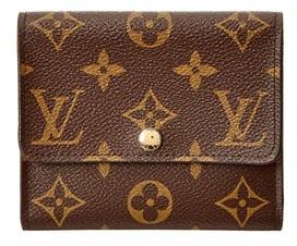 Louis Vuitton Monogram Canvas Anais Wallet. - BROWN MULTI - STYLE
