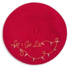Collection 18 Light Up Beret