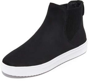 Steven Coal Platform Chelsea Sneakers