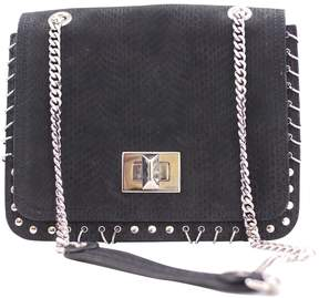 Emilio Pucci Black Leather Handbag