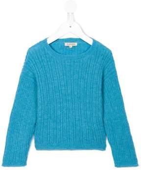 Caramel Callaly knit jumper