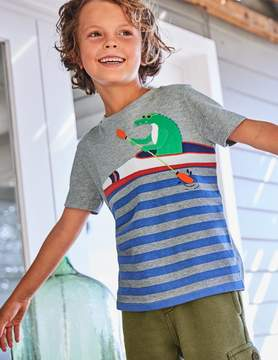 Boden Paddling Pal Applique T-shirt