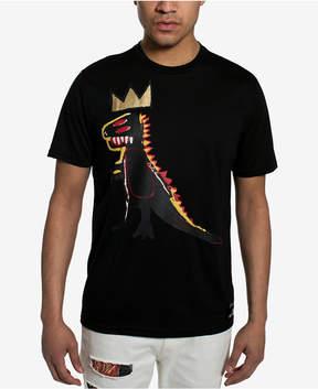Sean John Men's Basquiat T-Rex T-Shirt, Created for Macy's