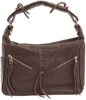 Tod's Brown Leather Handbag