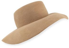 Eric Javits Velour Floppy Fedora Hat