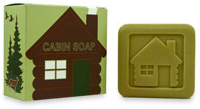 Cabin Holiday Soap by Kala (5.3oz Bars Of Soap)