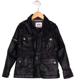 Appaman Fine Tailoring Boys' Denim Utility Jacket