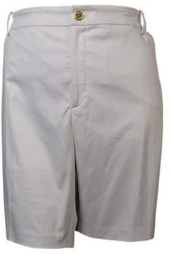 Lauren Ralph Lauren Women's Slim Fit 3-Pockets Cotton Shorts (4, White)