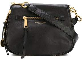 Marc Jacobs 'Recruit' saddle crossbody bag - BLACK - STYLE