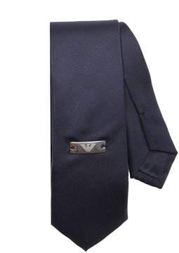 Armani Junior Tie Tie Kids