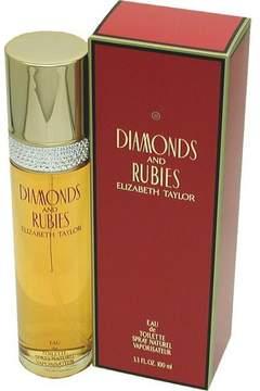 Elizabeth Taylor Diamonds & Rubies - Eau De Toilette Spray 3.3 Oz