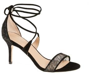 Pour La Victoire Zahara Lace-Up Sandal