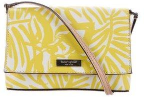 Kate Spade Grant Street Floral Sally Crossbody Bag - YELLOW - STYLE