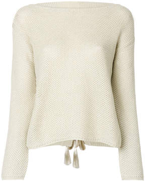Forte Forte classic fitted sweater