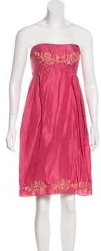 Calypso St. Barth Silk Dress