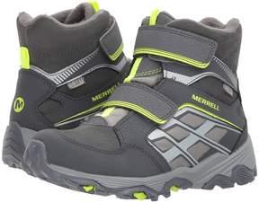 Merrell Moab FST Polar Mid A/C Waterproof Boys Shoes