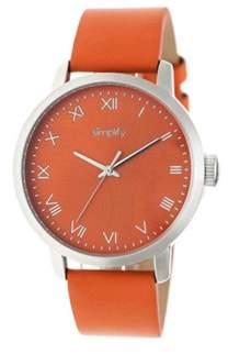 Simplify Men's The 4200 Quartz Watch.