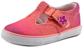 Keds Daphne Round Toe Synthetic Mary Janes.