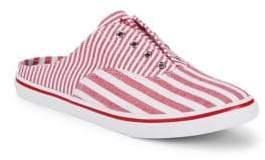 Lauren Ralph Lauren Jaida Striped Slip-On Sneakers