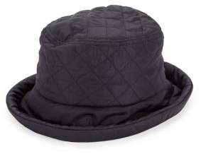 Scala Quilted Bucket Hat