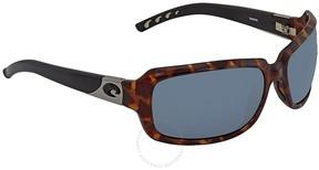 Costa del Mar Isabela Grey Sunglasses IB 76 OGP
