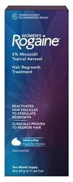 Rogaine Women's Minoxidil Hair Thinning & Loss Treatment Foam - 2 Month