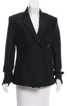 Celine Structured Wool-Blend Jacket