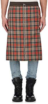 Fear Of God Men's Plaid Twill Kilt