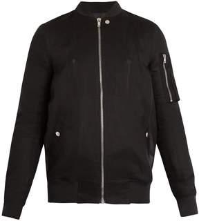 Rick Owens Sheer bomber jacket