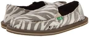 Sanuk I'm Game Women's Slip on Shoes