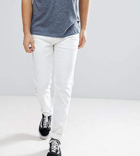 Replay Anbass Slim Jeans White
