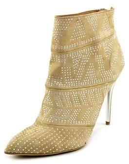 Thalia Sodi Alejandra Pointed Toe Synthetic Ankle Boot.