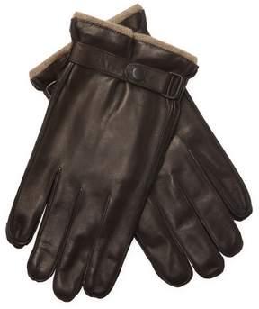 Portolano Men's Cl Nappa Strap Gloves