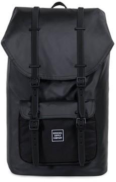 Herschel Men's Little America Studio Collection Backpack - Black