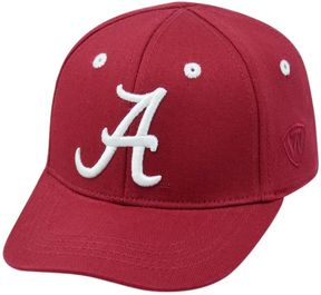 Top of the World Infant Alabama Crimson Tide Cub One-Fit Cap