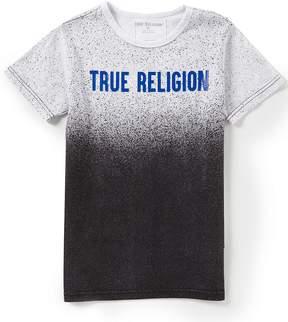 True Religion Little Boys 2T-7 Short-Sleeve Speckle Gradient Tee