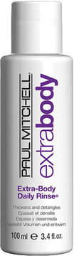 Paul Mitchell Travel Size Extra Body Extra-Body Daily Rinse